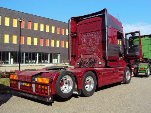 Scania T730, foto van Stefanmillus