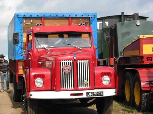 Scania L80, foto van oldtimergek