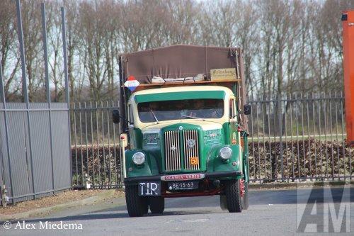 Scania-Vabis L55 (vrachtwagen), foto van Alex Miedema