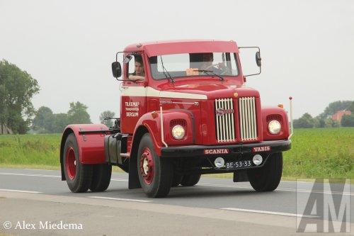 Scania-Vabis L76, foto van Alex Miedema