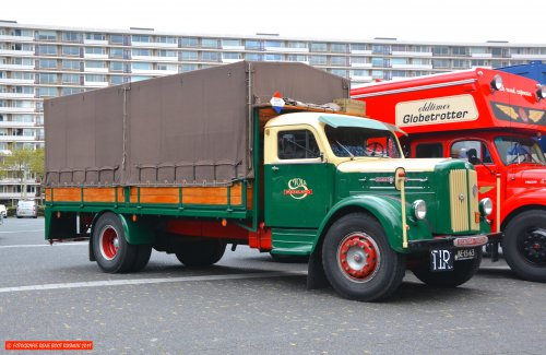 Scania-Vabis L55, foto van rene-boot