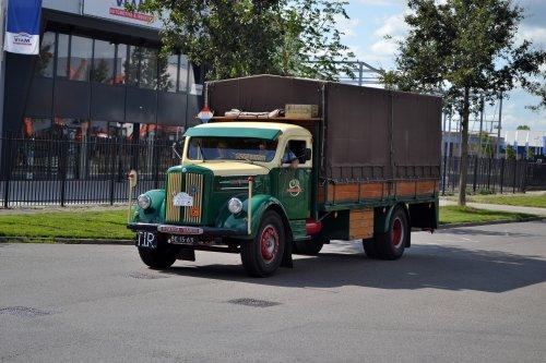 Scania-Vabis L55, foto van Lucas Ensing