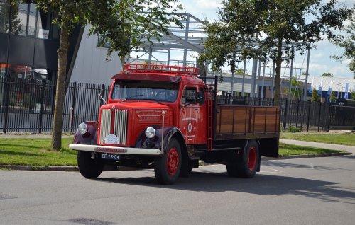 Scania-Vabis L51, foto van Lucas Ensing