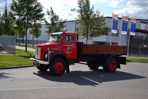 Scania-Vabis L36, foto van Lucas Ensing