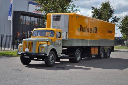 Scania-Vabis L76, foto van Lucas Ensing