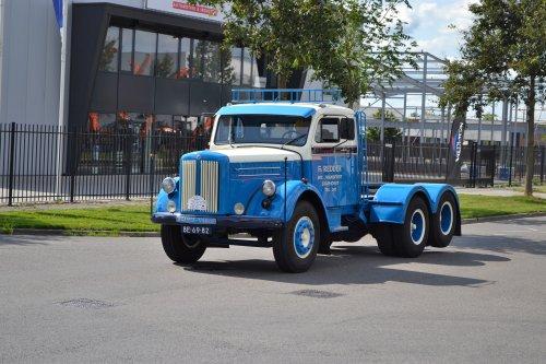 Scania-Vabis L71, foto van Lucas Ensing