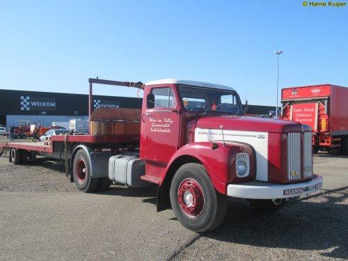 Scania-Vabis L76, foto van oldtimergek