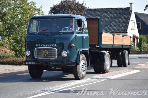 Scania-Vabis LB76, foto van Hans Kramer