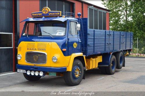 Scania-Vabis LB76, foto van sem-beekers