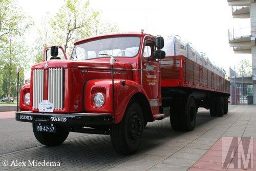 Scania-Vabis L56, foto van Alex Miedema