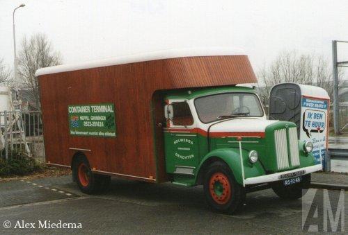 Scania-Vabis onbekend/overig, foto van Alex Miedema