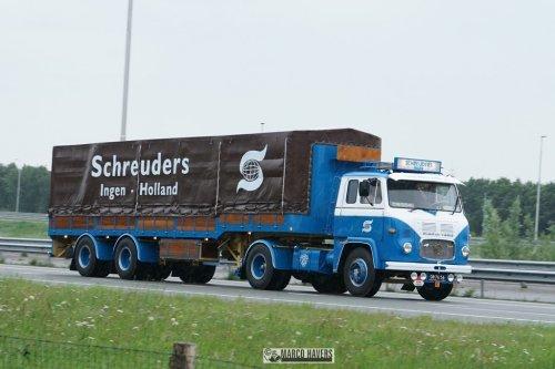 Scania-Vabis LB76, foto van marco-havers