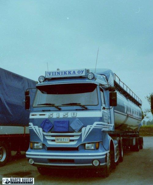 Sisu onbekend/overig (vrachtwagen), foto van marco-havers