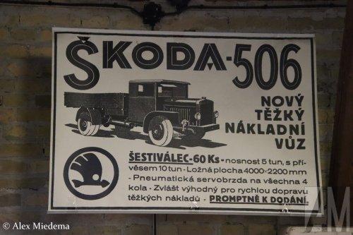Skoda onbekend/overig, foto van Alex Miedema