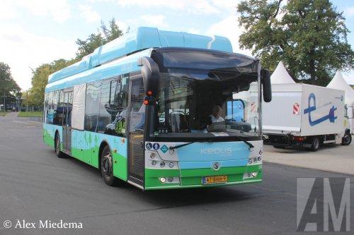 Solbus Solcity (bus), foto van Alex Miedema