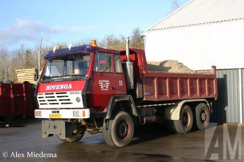 Steyr 32S39 (vrachtwagen), foto van Alex Miedema