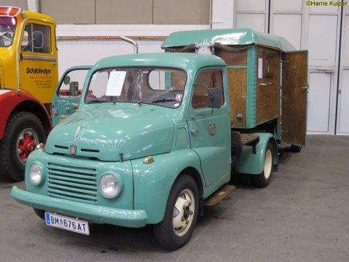 Steyr 260 (vrachtwagen), foto van oldtimergek