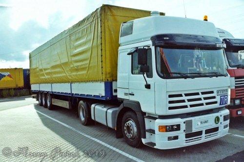 Steyr F2000 (vrachtwagen), foto van bernard-dijkhuizen