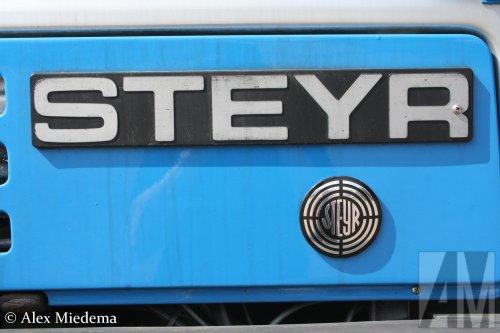Steyr Logo, foto van Alex Miedema