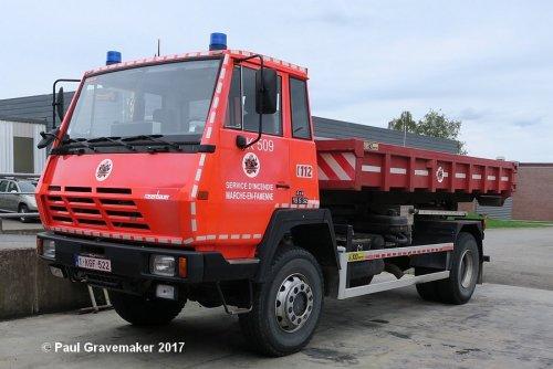Steyr 19S32 (vrachtwagen), foto van Paul Gravemaker