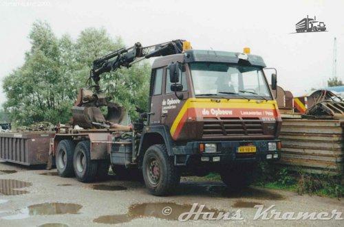Steyr 32S32, foto van Hans Kramer