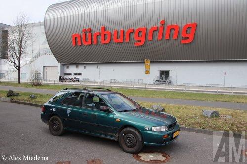 Subaru Impreza, foto van Alex Miedema