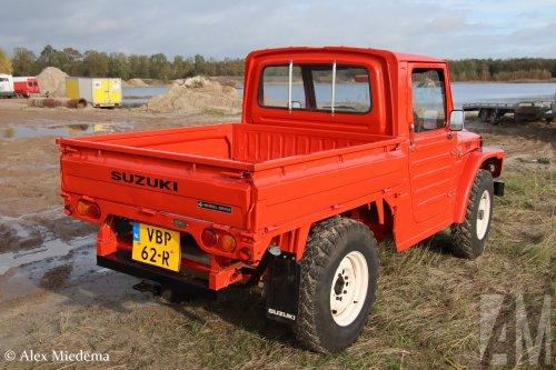 Suzuki LJ, foto van Alex Miedema