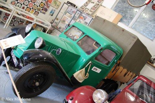 Tatra 12 (vrachtwagen), foto van Alex Miedema