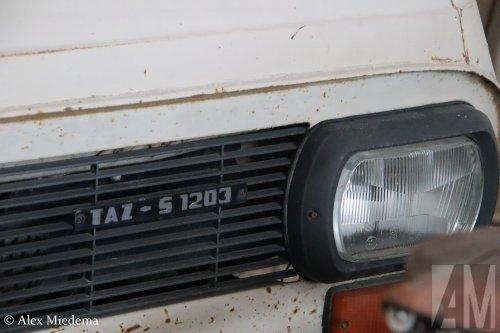 TAZ 1203, foto van Alex Miedema
