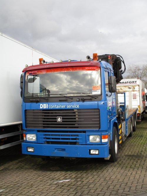 Terberg F1450 (vrachtwagen), foto van gekke drent