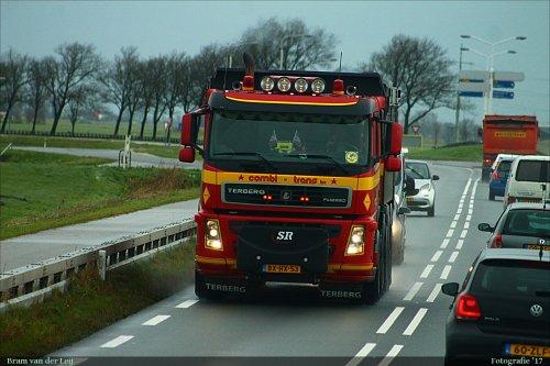 Terberg FM, foto van Bram van der Leij