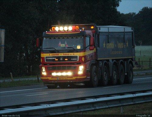 Terberg FM2850, foto van Bram van der Leij