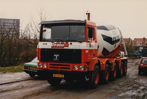 Terberg F2850, foto van xrayjaco
