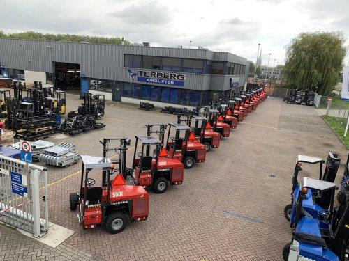 Terberg KingLifter, foto van Truckfan Nieuwsposter