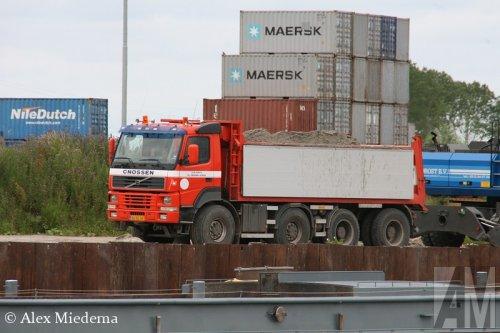 Terberg FM 1st gen, foto van Alex Miedema