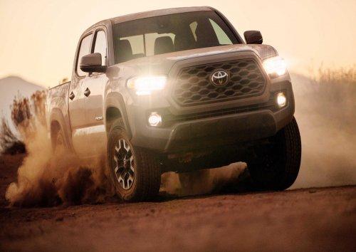 Toyota Tacoma, foto van Alex Miedema