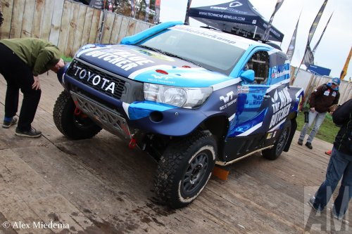 Toyota HiLux, foto van Alex Miedema