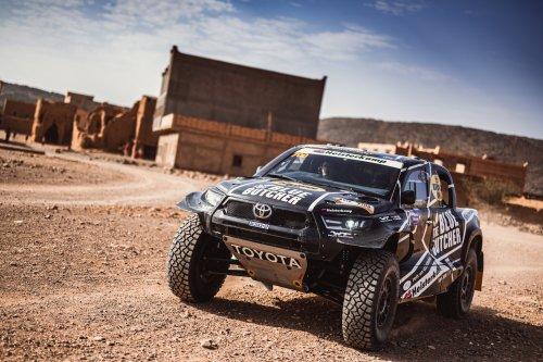 Toyota HiLux, foto van Truckfan Nieuwsposter