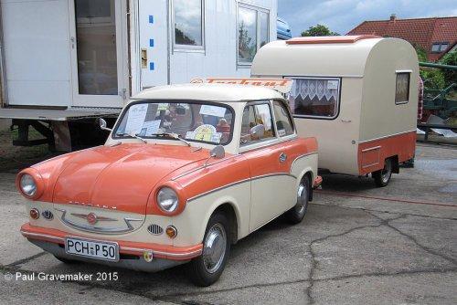 Trabant onbekend/overig, foto van Paul Gravemaker