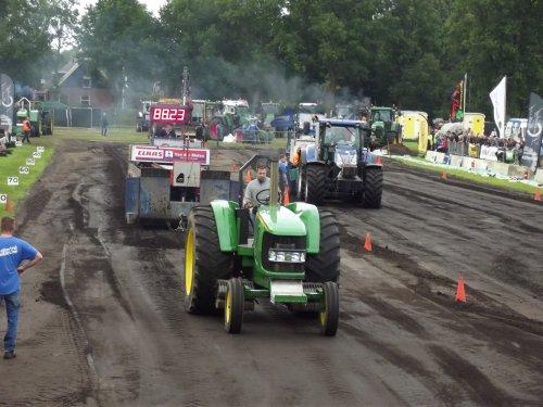 tractor pulling Tractorpulling, foto van Trekkerman Tom