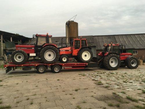 Tractors Diverse, foto van unipower