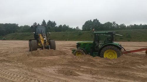 Tractors Diverse, foto van NHSanderJD