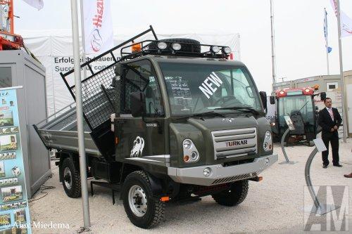 Turkar Bukan (vrachtwagen), foto van Alex Miedema