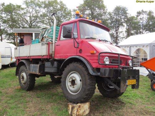Unimog 406, foto van oldtimergek