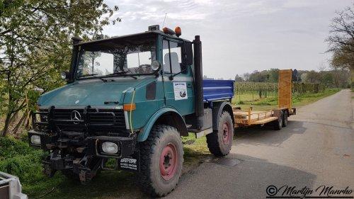 Unimog U1000, foto van MartijnM71