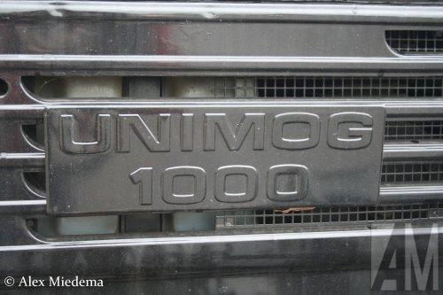 Unimog U1000, foto van Alex Miedema