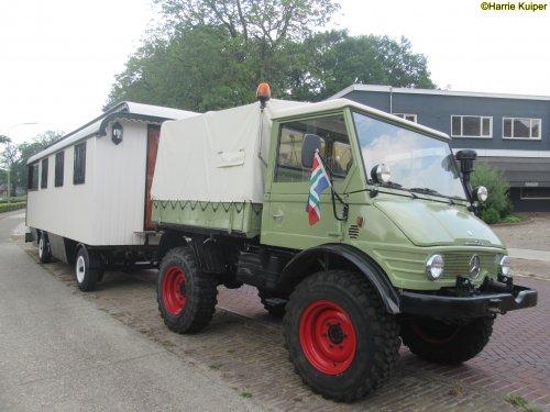 Unimog 406 (vrachtwagen), foto van oldtimergek