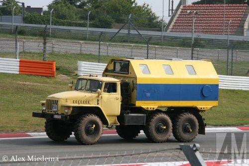 Ural 4320, foto van Alex Miedema