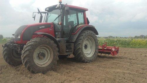 Valtra N-Serie, foto van Tractor Culture