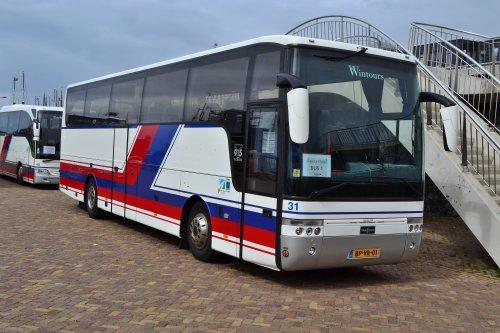 Van Hool T915 Acron, foto van Lucas Ensing